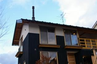 光城山の家