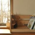 《長野》木もれびの家・手づくりを楽しむ日 木でつくる本棚