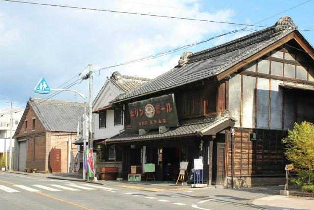 桐生新町重要伝統的建造物群保存地区(3)(桐生市)