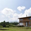 《山梨 北杜市》草原に建つ家 オーナーズハウス見学会