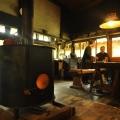 《南信州》火のある暮らしランチ会~薪ストーブ作家イエルカさんを訪ねて~