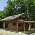 《八ヶ岳》原村「森の秘密基地」オーナーズハウス見学会