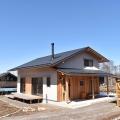 ≪八ヶ岳≫ 原村 週末移住オーナーズハウス見学会 と 構造見学